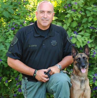 Officer Gilbert Cortez