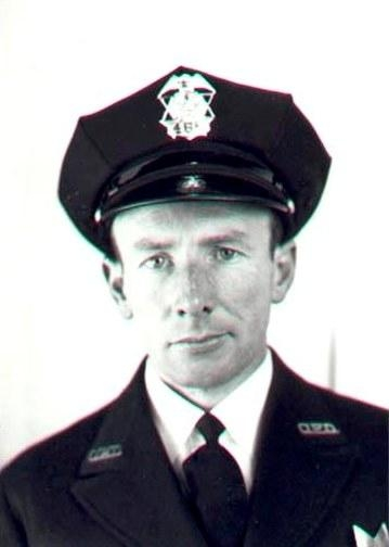 Officer Thomas W. Prindiville