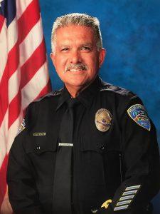"""Officer Jose Gilbert """"Gil"""" Vega"""